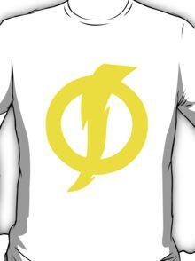 Static Shock Symbol T-Shirt