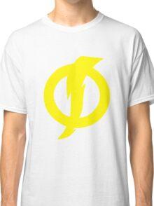 Static Shock Symbol Classic T-Shirt