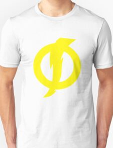 Static Shock Symbol T-Shirt