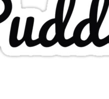 Puddin Sticker