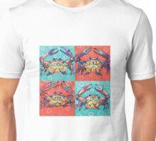Crabby Cube Unisex T-Shirt