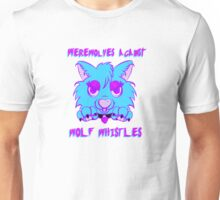 Werewolves against wolf whistles Unisex T-Shirt