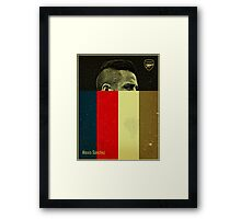 Sanchez Framed Print