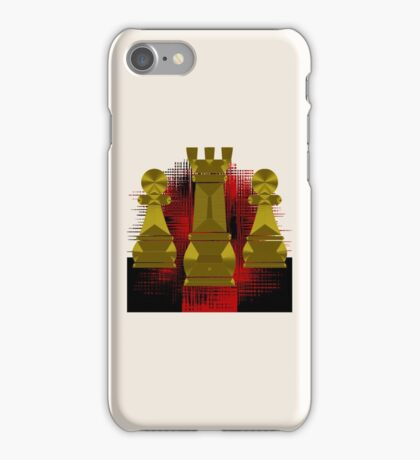 Chess Mate Number Ninety-Six iPhone Case/Skin
