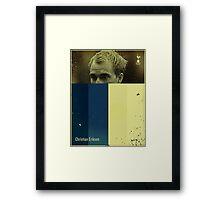 Erikson Framed Print