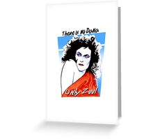 There is no Dana. Only Zuul. Greeting Card