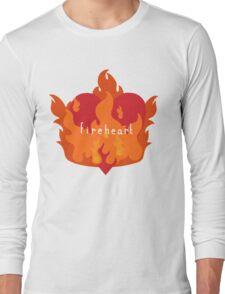 Fireheart Long Sleeve T-Shirt