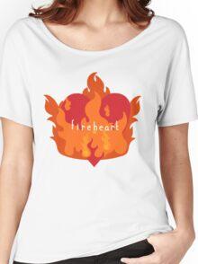 Fireheart Women's Relaxed Fit T-Shirt