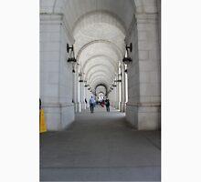 Washington DC arches pathway Unisex T-Shirt