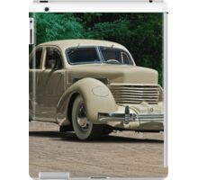 1937 Cord Beverly iPad Case/Skin