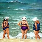 Beach Babes and others by Sherry Cummings