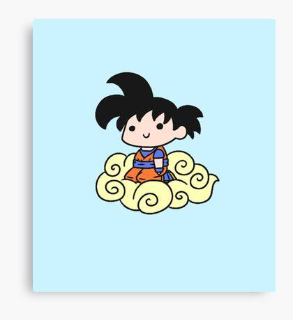 Goku Canvas Print