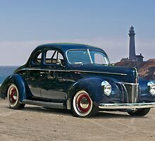 1940 Ford Deluxe Coupe II by DaveKoontz