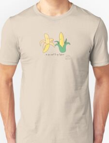 Do you want to go topless? Unisex T-Shirt