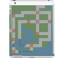 Kanto Map iPad Case/Skin