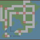 Kanto Map by Johnny Tsunami