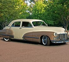 1947 Cadillac Series 61 Sedan by DaveKoontz