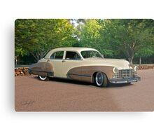 1947 Cadillac Series 61 Sedan Metal Print