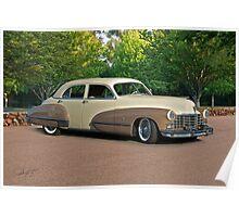 1947 Cadillac Series 61 Sedan Poster