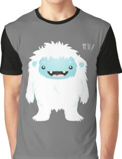 Yeti !! Graphic T-Shirt