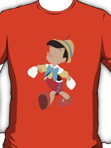 Pinocchio Illustration T-Shirt