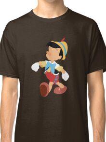 Pinocchio Illustration Classic T-Shirt