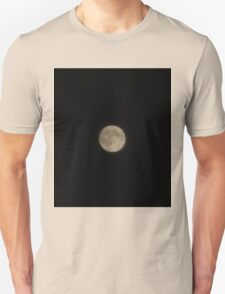 2013 Super moon Unisex T-Shirt