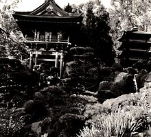 Japanese Tea Garden by IntrovertArt