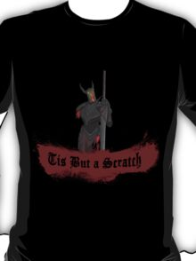 Black Knight Tis But a Scratch T-Shirt