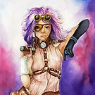 Steam-A-Nater by Sherry Cummings