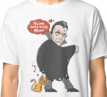 Vlad Doomsly (It's Not Easy Being MEan) Classic T-Shirt