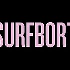 SURFBORT with yonce by whaleofatime
