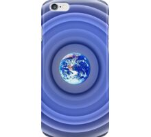 Earth Circles iPhone Case/Skin
