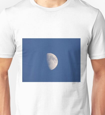 Half full  Unisex T-Shirt