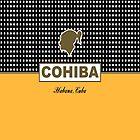 Cohiba Habana Cuba Cigar by tempeg