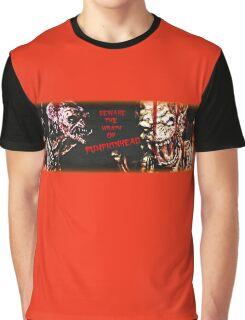 Wrath of Pumpkinhead Graphic T-Shirt