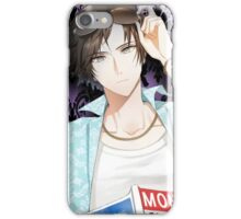 Mystic Messenger Jumin Han casual design iPhone Case/Skin