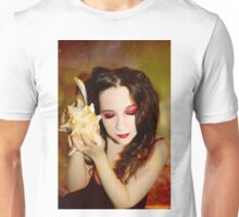 To the sea she stays a slave Unisex T-Shirt