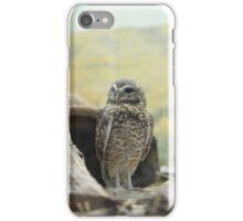 In His Natural Habitat iPhone Case/Skin