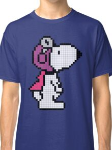Pixelize Snoopy Classic T-Shirt