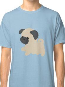 Chibi Pug Classic T-Shirt