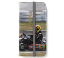 Wingham Go Karts 02 iPhone Wallet/Case/Skin