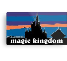 Preppy Kingdom Metal Print