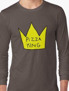 Pizza King Long Sleeve T-Shirt