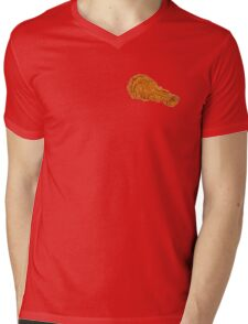 schikin Mens V-Neck T-Shirt