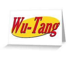 Wu-Tang x Seinfeld Greeting Card