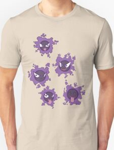 Pokemon Gastly Unisex T-Shirt