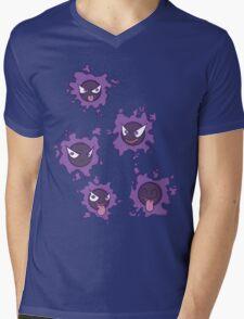 Pokemon Gastly Mens V-Neck T-Shirt