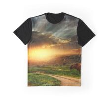 On Hill Graphic T-Shirt