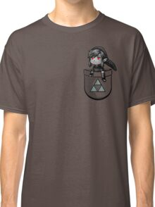Pocket Dark Link Classic T-Shirt